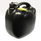 Carpoint Benzinekan 10L 580gr zwart UN/BAM 10026