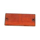 Carpoint Reflector oranje 90x40mm onverpakt 13903