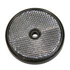 Carpoint Reflectoren rond 70mm wit 2st 13962
