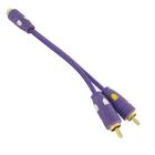 Carpoint Verloopkabel tulp 1x male->2x fem. 10566