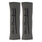 Carpoint Gordelbeschermhoesset Car Comfort grijs/zwart 21501