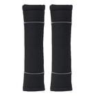 Carpoint Gordelbeschermhoesset 'Classic' zwart/grijs 21511