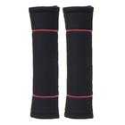 Carpoint Gordelbeschermhoesset 'Classic' zwart/rood 21512