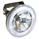 Carpoint Verstralerset wit rond met LED ring 10141