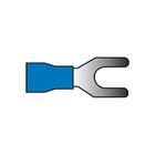 Carpoint Kabelverbinders 664 blauw 10st 23817