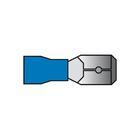 Carpoint Kabelverbinders 740 blauw 10st 23824