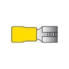 Carpoint Kabelverbinders 543 geel 10st 23835
