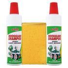 Turtle Wax Turtle wax T57  Hoogglansshampoo set met spons 2x500ml 30617