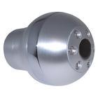 Carpoint Pookknop aluminium/chroom 12791