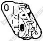 Bosal Ophangrubber 255-172