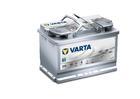 Varta Silver Dynamic AGM E39 12V 70 Ah - 570901076D852 - 4016987144503 - 611636 - 760 A