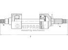 Nipparts Aandrijfas N2808001