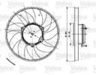Valeo Ventilatorwiel-motorkoeling 696083