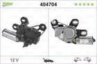 Ruitenwissermotor Valeo 404704