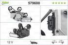 Ruitenwissermotor Valeo 579600