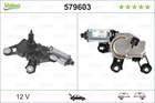 Ruitenwissermotor Valeo 579603