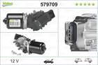 Ruitenwissermotor Valeo 579709