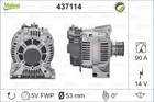 Valeo Alternator/Dynamo 437114