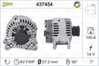 Alternator/Dynamo Valeo 437454