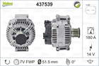 Valeo Alternator/Dynamo 437539