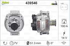 Valeo Alternator/Dynamo 439546