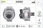 Valeo Alternator/Dynamo 439583
