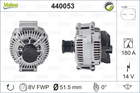 Valeo Alternator/Dynamo 440053