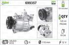 Valeo Airco compressor 699357
