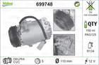 Valeo Airco compressor 699748