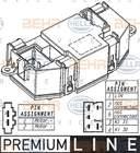 Hella Regeleenheid interieurventilator 5HL 351 321-521