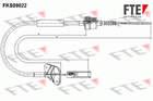 Fte Koppelingskabel FKS09022