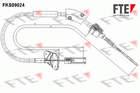 Fte Koppelingskabel FKS09024
