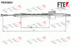 Fte Koppelingskabel FKS10024