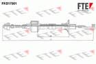 Fte Koppelingskabel FKS17001