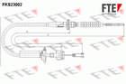 Fte Koppelingskabel FKS23002