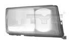 Tyc Koplamp glas 20-3220-LA-2
