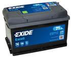 Accu Exide eb712
