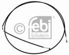 Febi Bilstein Motorkap kabel 21187