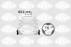 Aandrijfashoes Sasic 1904005