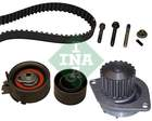Ina Distributieriem kit incl.waterpomp 530 0237 30