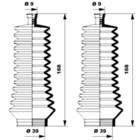 Moog Stuurhuis hoes K150134