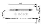 Bosch Handremkabel 1 987 477 113