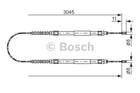 Bosch Handremkabel 1 987 477 115