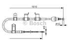 Bosch Handremkabel 1 987 482 070
