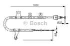 Bosch Handremkabel 1 987 482 074