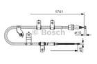 Bosch Handremkabel 1 987 482 076