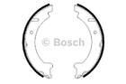 Bosch Remblokken-schoenen handrem 0 986 487 548