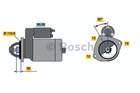 Bosch Starter 0 986 011 080