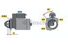 Bosch Starter 0 986 013 120