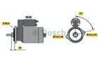Bosch Starter 0 986 013 991